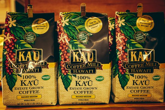 Pahala, Hawaï: Our washed medium roast for those who like a lighter roast with maximum flavor!