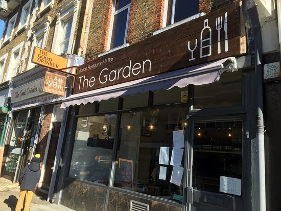 Great Italian cuisine in rapidly gentrifying West Norwood