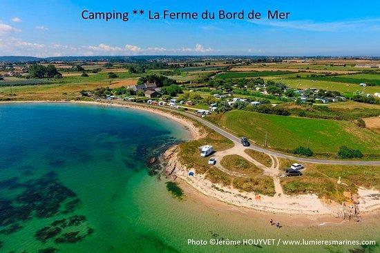 Gatteville-le-Phare, Francia: Vue du Havre de Crabec