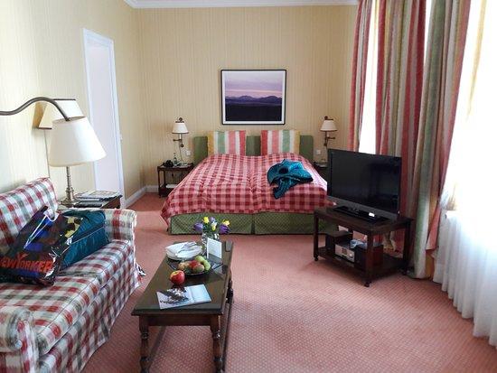 flur bild von hotel stadt hamburg westerland tripadvisor. Black Bedroom Furniture Sets. Home Design Ideas