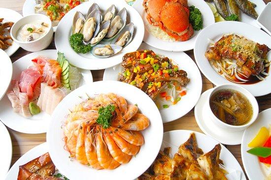 秀廚自助餐(悅來國際會議中心)