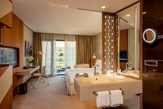 Radisson blu hotel marrakech carre eden maroc voir - Prix chambre hotel mamounia marrakech ...