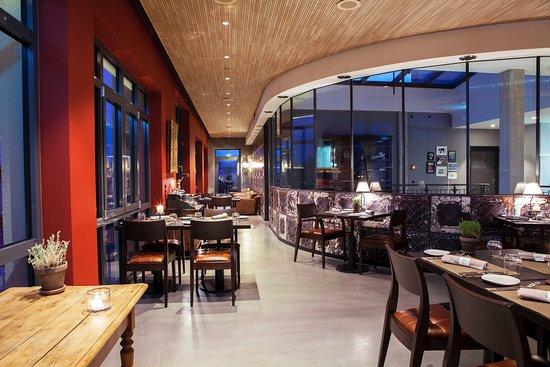 Eschbach, ألمانيا: Innenbereich Restaurant