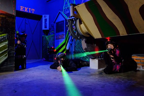 Dragon Laser Tag