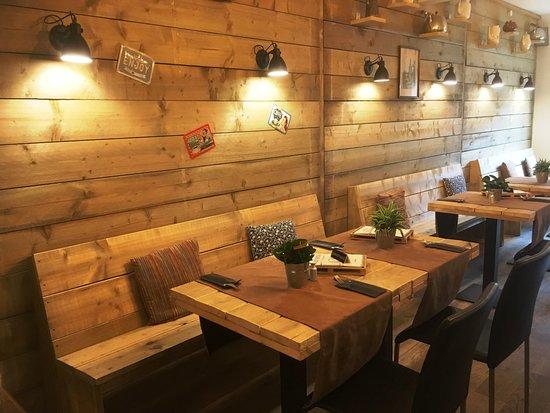 Koffiehuis Ristretto: Interieur