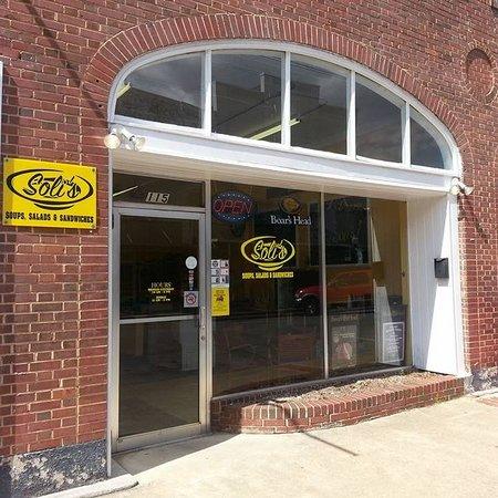 Rockmart, GA: Soli's