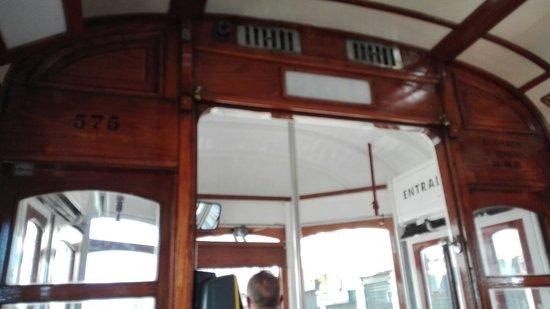 Interno Tram 28 Picture Of Tram 28 Lisbon Tripadvisor