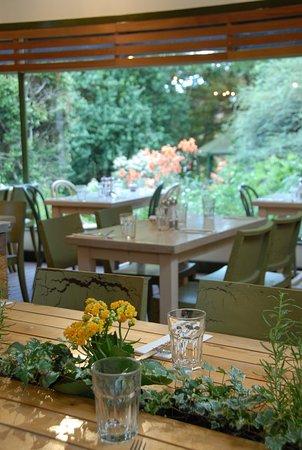 Ashford, Irlandia: The Garden Cafe
