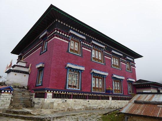 Tengboche, Nepal: Monastery buildings