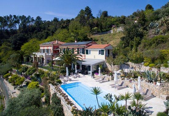 B&B Villa Amaranta - Cinque Terre: Visione d'insieme