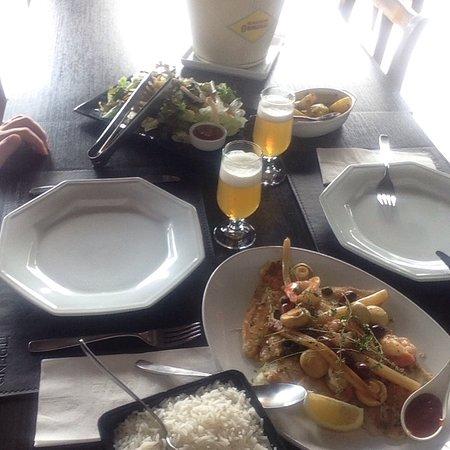 Petiskos Bar E Restaurante ภาพ