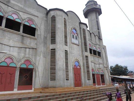 Oueme Department, Benin: un quartier à porto_novo