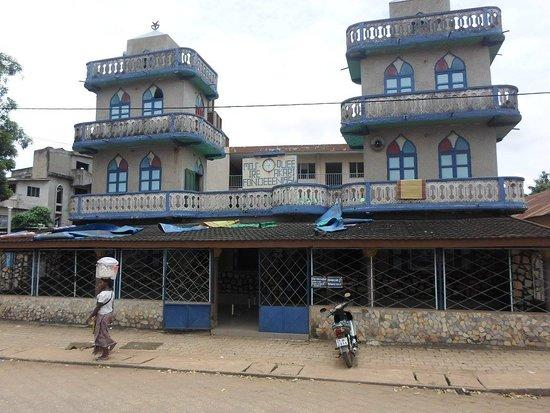 Oueme Department, Benin: mosquée ire akari à porto_novo