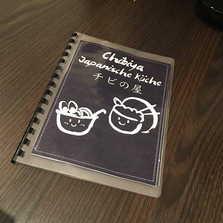Chibi-ya: Köstliche Speisen aus Japans Küche. Werde wiederkommen.