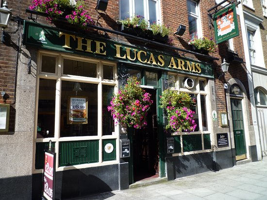 The Lucas Arms London Clerkenwell Restaurant Reviews Photos Phone Number Tripadvisor