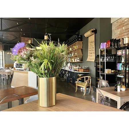 Shop Decor Picture Of Cafe Frenchie Coffee Wine Bar Paarl