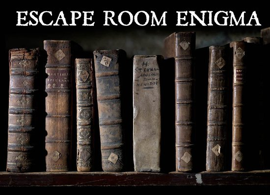 Escape Room Enigma
