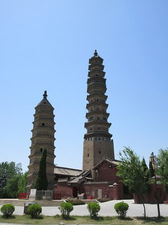 Haihui Temple of Yangcheng