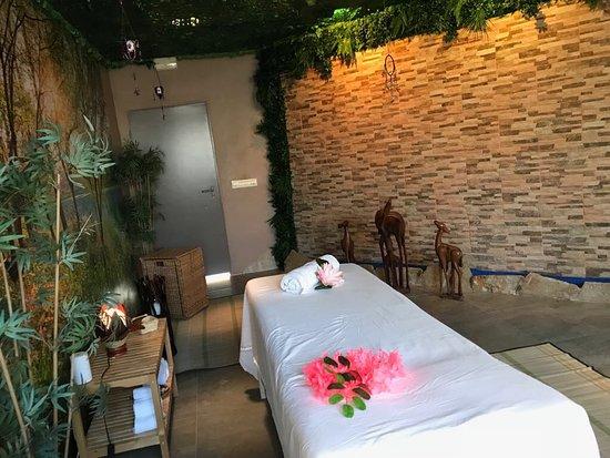 Vandellos, إسبانيا: Massage Room Spa