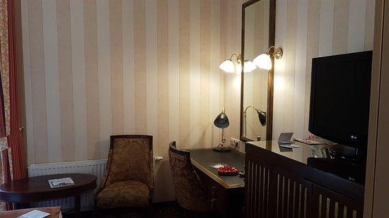 Danubius Grand Hotel Margitsziget Picture