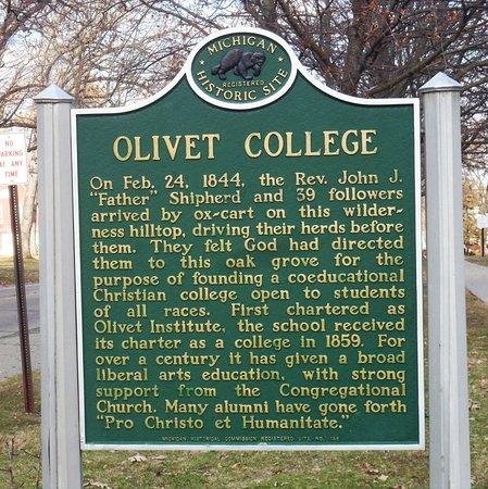 Historic Olivet College