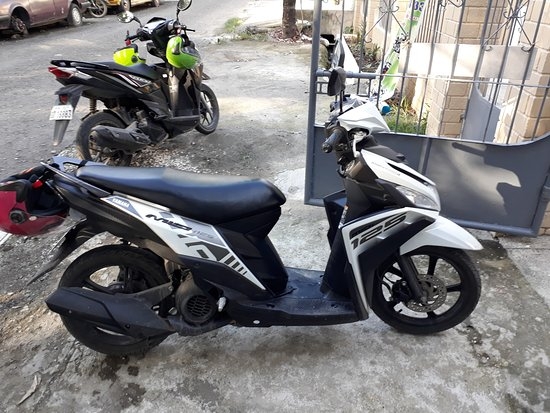 Cebu Rental Motorbikes Services