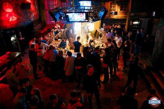 Клуб the bar москва есть клуб ночной приморске