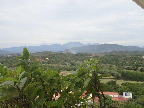 Park Royal Ixtapa: View inland