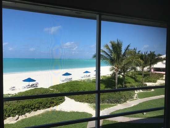 Bahama Beach Club: View from our condo