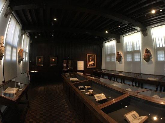 Museu Plantin-Moretus: Salle