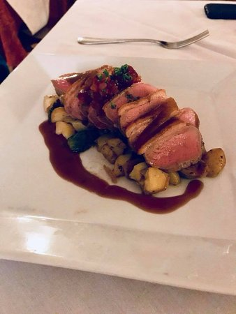 Mendon, VT: Duck Breast
