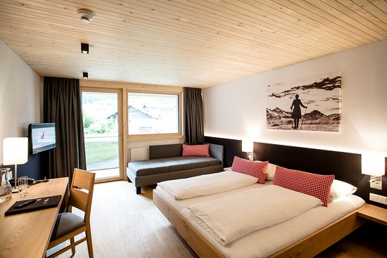 hotel hubertus mellau mellau oostenrijk foto 39 s. Black Bedroom Furniture Sets. Home Design Ideas