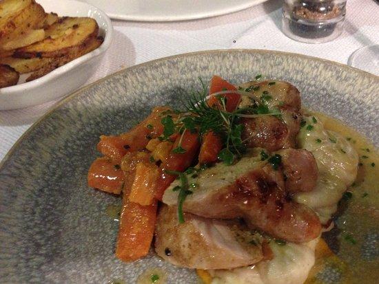 Wigi's Kitchen : Stuffed quail