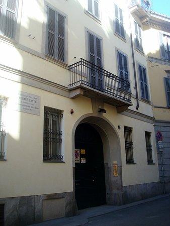 Casa di Cesare Cantu