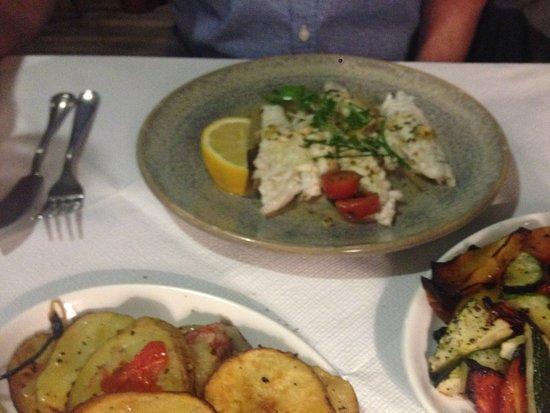 Wigi's Kitchen : Local Sea Bass