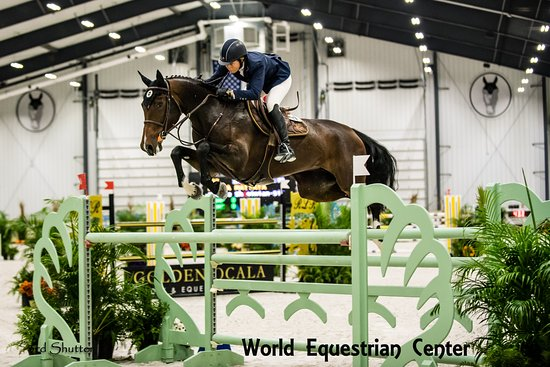Wilmington, OH: The World Equestrian Center!