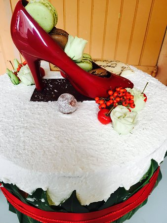 Timebox: Gâteau spéciale événement