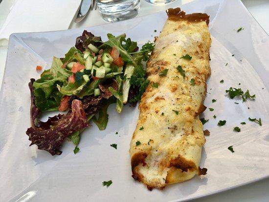 Solana Beach, CA: Ham Crepe tasted perfect!