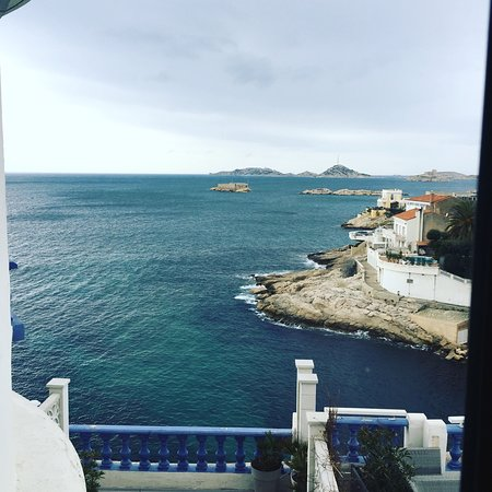 Le Rhul Hotel Marseille