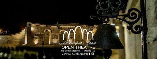 Talsano, Włochy: G.M. Open Theatre Restaurant