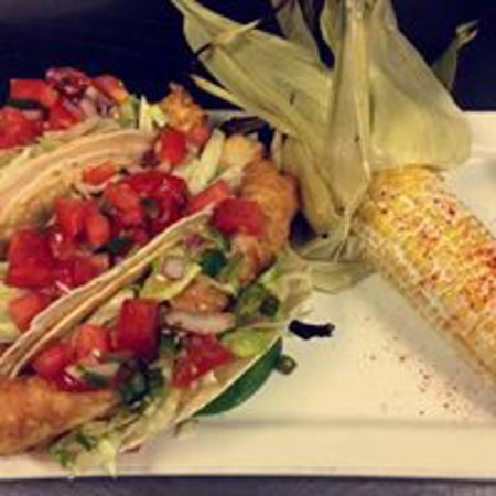 Madisonville, KY: fish tacos
