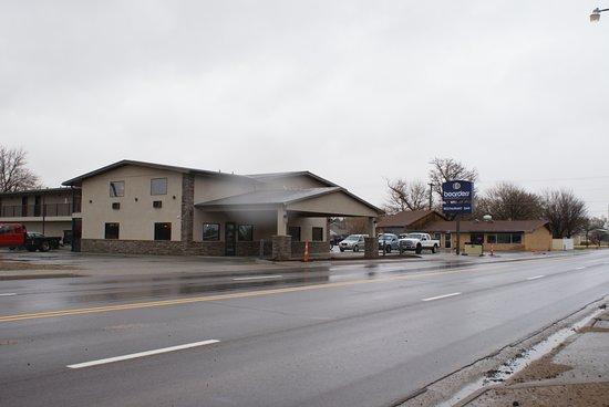 Фотография Boarders Inn & Suites by Cobblestone Hotels - Syracuse, KS