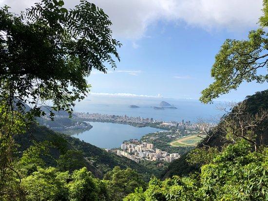 Tijuca National Park: Vista desde arriba