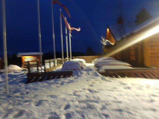 Stokke, Νορβηγία: 20180302_182646_large.jpg