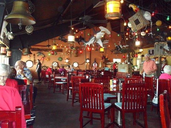 Sandy Hook Restaurant Matlacha Fl
