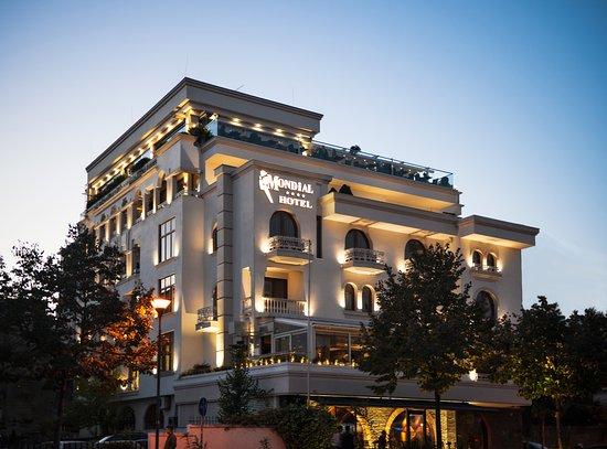 몬디알 호텔 티라나