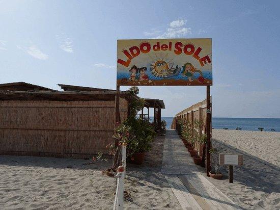 Catanzaro Lido, Italie : Lido del Sole