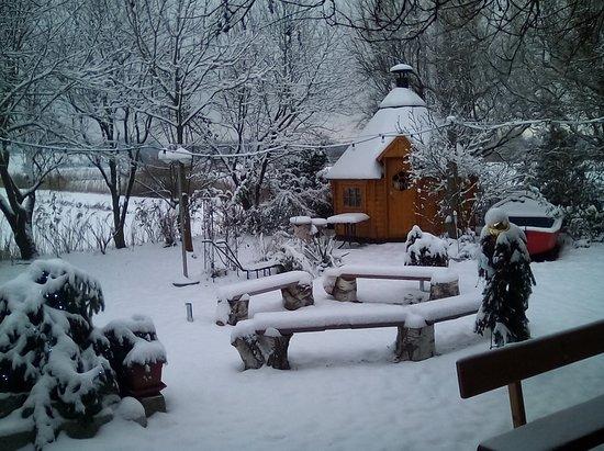 Hochstadt, Germany: Aischblick im Winter