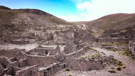 San Pablo de Lipez, Bolivia: Il villaggio minerario di San Antonio de Lipez, dove fino a pochi decenni fa si estraeva Argento