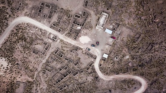 San Pablo de Lipez, Bolivia: Il villaggio minerario di San Antonio de Lipez accoglieva 150.000 abitanti